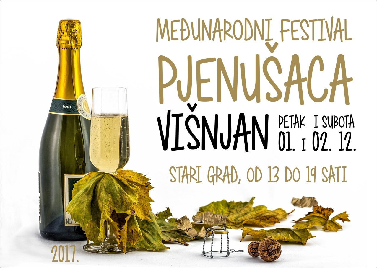 Istrian Festival of Sparkling Wines in Višnjan (Istria)