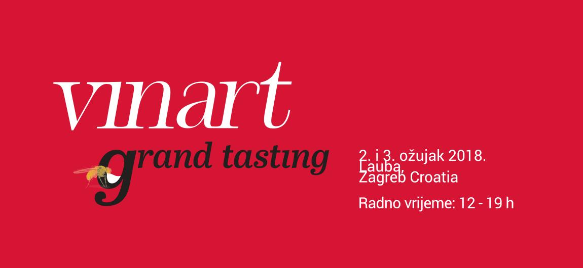 VINART – GRAND TASTING