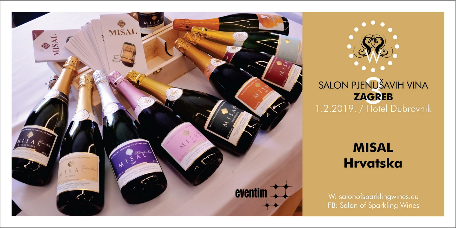 Salon Of Sparkling Wines