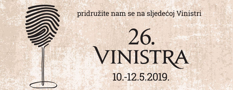 Vinistra – 10.-12.05.2019
